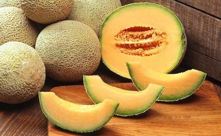 rockmelon, cantalope